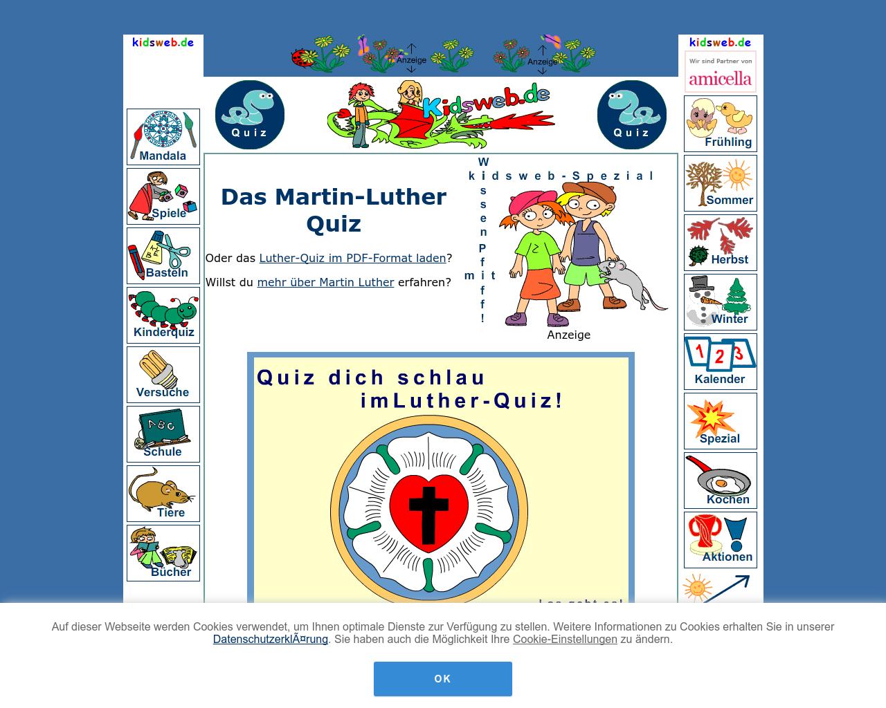 Quiz Zu Zweit